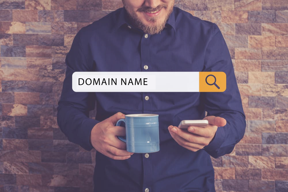 Support: Updating Domain Name